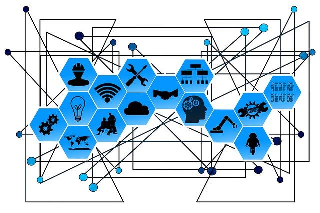 """Industrie 4.0 stellt eine völlig neue Logik und Qualität der Produktionssteuerung in Aussicht, die es ermöglichen soll, dass """"intelligente Produkte, Maschinen und Betriebsmittel eigenständig Informationen austauschen, Aktionen auslösen und sich gegenseitig selbstständig in Echtzeit steuern."""