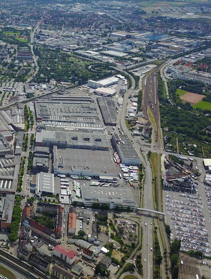 DGUV 3 und 4 Prüfung Daimler Werk Mannheim – Waldhof